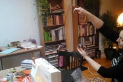 Kattenspeeltjes maken
